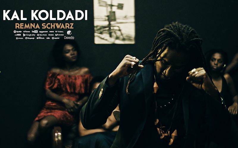 """Kal Koldadi"" é o título do mais novo single de Remna Schwarz"