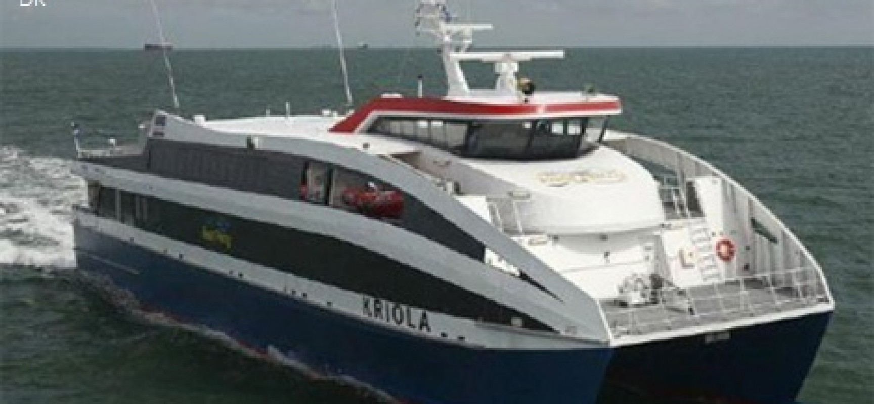 navio  u201ckriola u201d retoma liga u00e7 u00f5es inter-ilhas