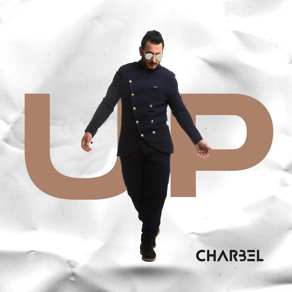 """UP"" é título do novo disco de Charbel"