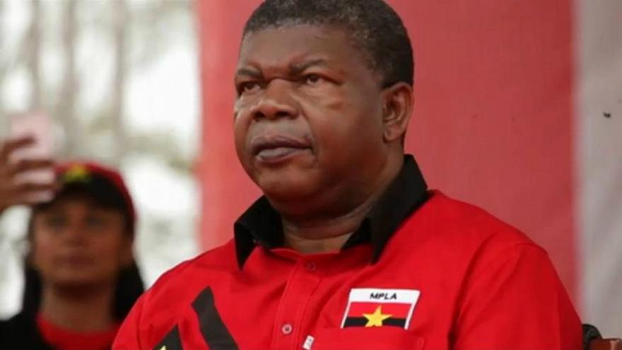 angola  presidente jo u00e3o louren u00e7o  u00e9 figura internacional do ano na sic
