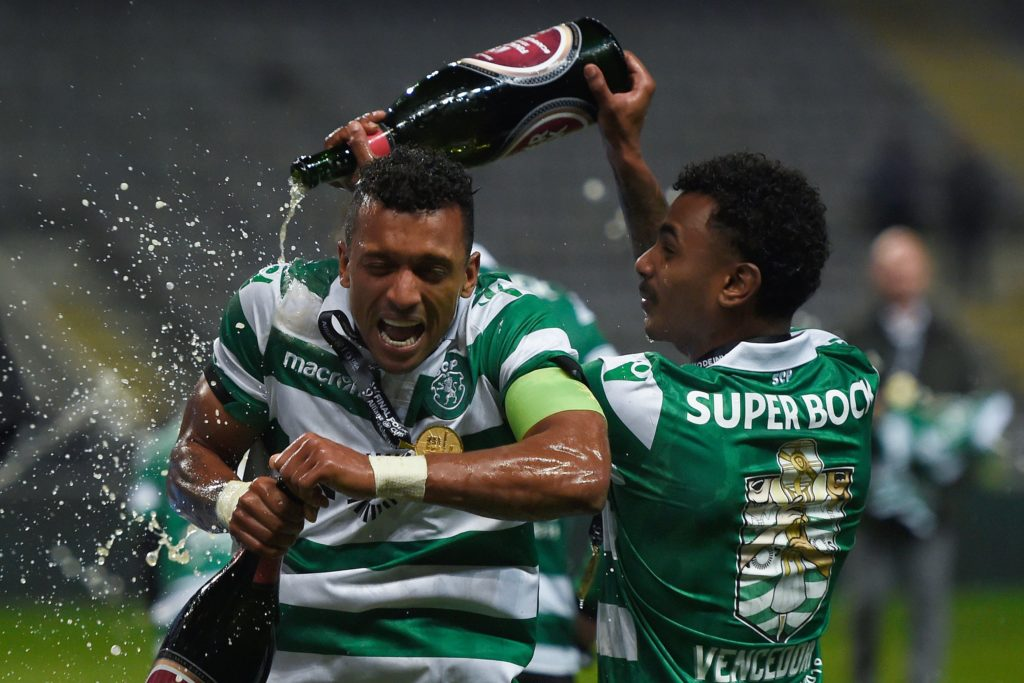 Nani despediu-se do Sporting e já está no 'Orlando City', dos Estados Unidos